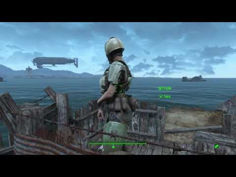 Fallout 4 My main settlement