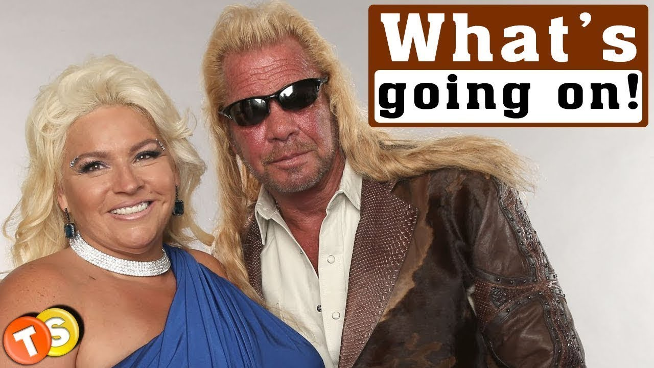 'Dog the Bounty Hunter' Duane Chapman slams rumors about wife Beth's condition