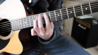Black Sabbath, Iron Man, Guitar Lead and Chords, Tutorial Lesson