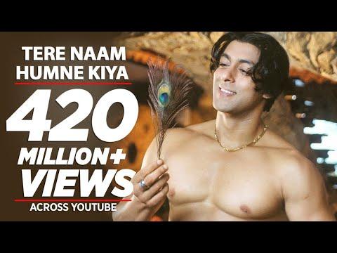 Tere Naam Humne Kiya Hai Full Song | Tere Naam | Salman Khan