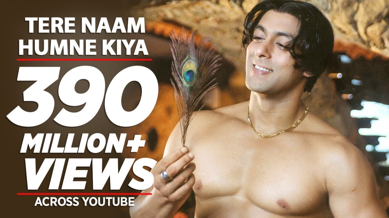 Tere naam hindi picture film video song