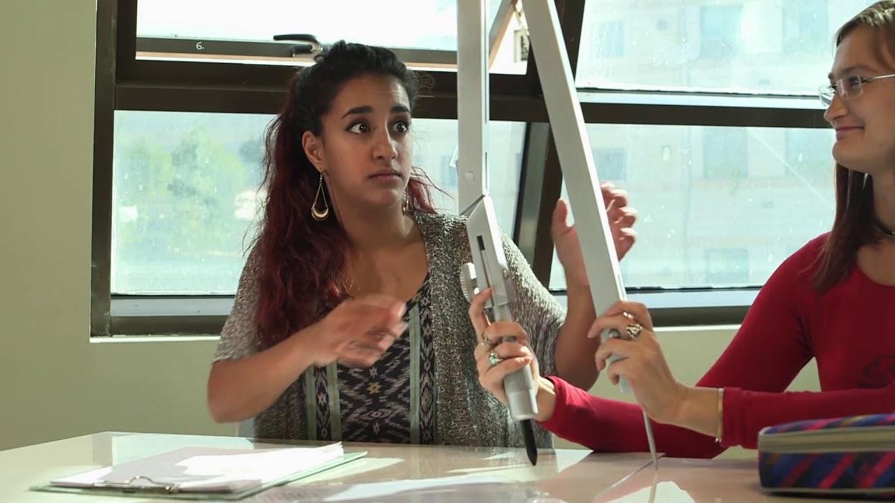 תראו מה יש לסטודנט של עיצוב תעשייתי מאריאל בקלמר - ממש מדהים!