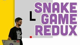 Coding Challenge #115: Snake Game Redux