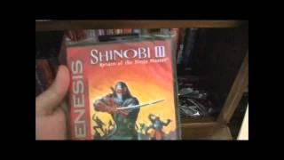 Sega Genesis Collection 2011 (Part 1)