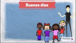 Buenos Dias Song