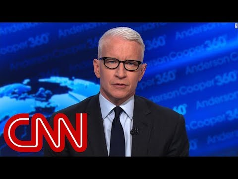 Anderson Cooper: Trump is all about himself