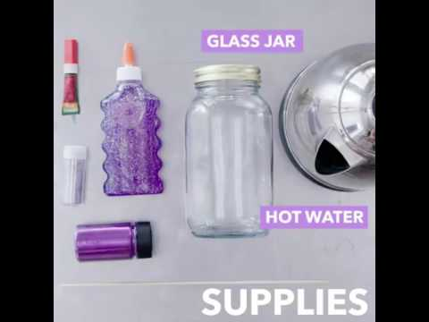 Diy Glitter Stress Relievers Youtube
