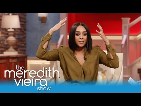 Tia Mowry on Her Son's Hair Controversy | The Meredith Vieira Show