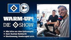 RELIVE: WARM-UP! Die HSV-Show I 27. Spieltag I HSV vs. Arminia Bielefeld