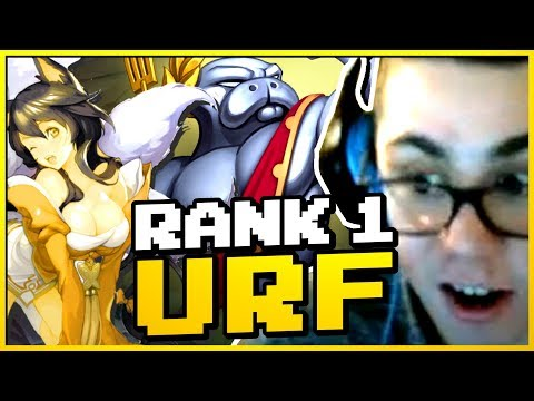 TFBlade | THE RANK ONE PLAYS URF!!!!!