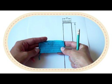 Основы вязания крючком. (Урок 1)
