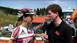 Trans Schwarzwald 2011 -- Pia Sundstedt im Interview
