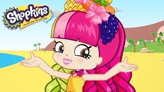 SHOPKINS - VACATION| Cartoons For Kids | Toys For Kids | Shopkins Cartoon