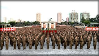 NEW SATELLITE IMAGES REVEAL JUST HOW BIG OF A THREAT NORTH KOREA IS