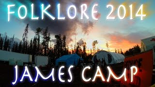 Tree planting Folkore 2014 James Camp