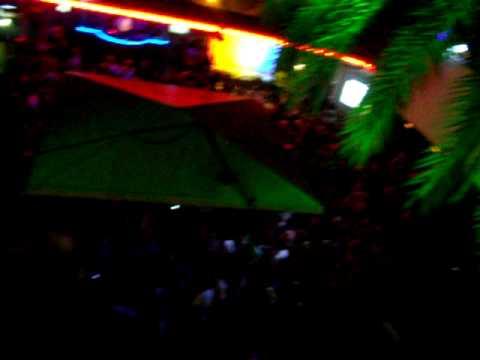 View From The Terrace At La Terrazza Sonar Festival Barcelona