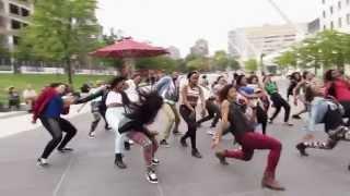 Beyonc Sean Paul - Davido A 39 motion - Flashmob Summer 2014 - Montreal.mp3
