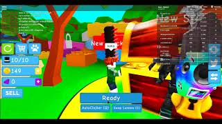 Learning to play Hat Simulator (Roblox)