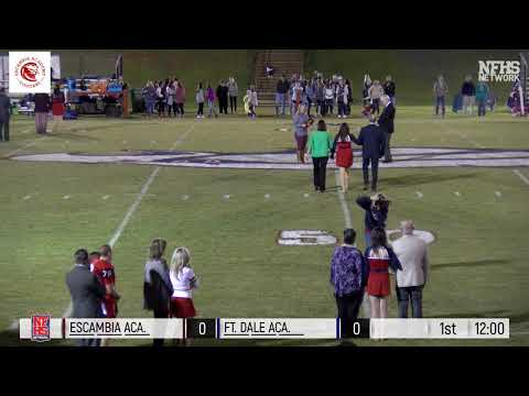 Escambia Academy vs. Fort Dale Academy 10/26/18