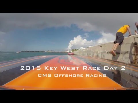 2015 Key West World Championships - Race Day Two,  CMS Offshore Racing