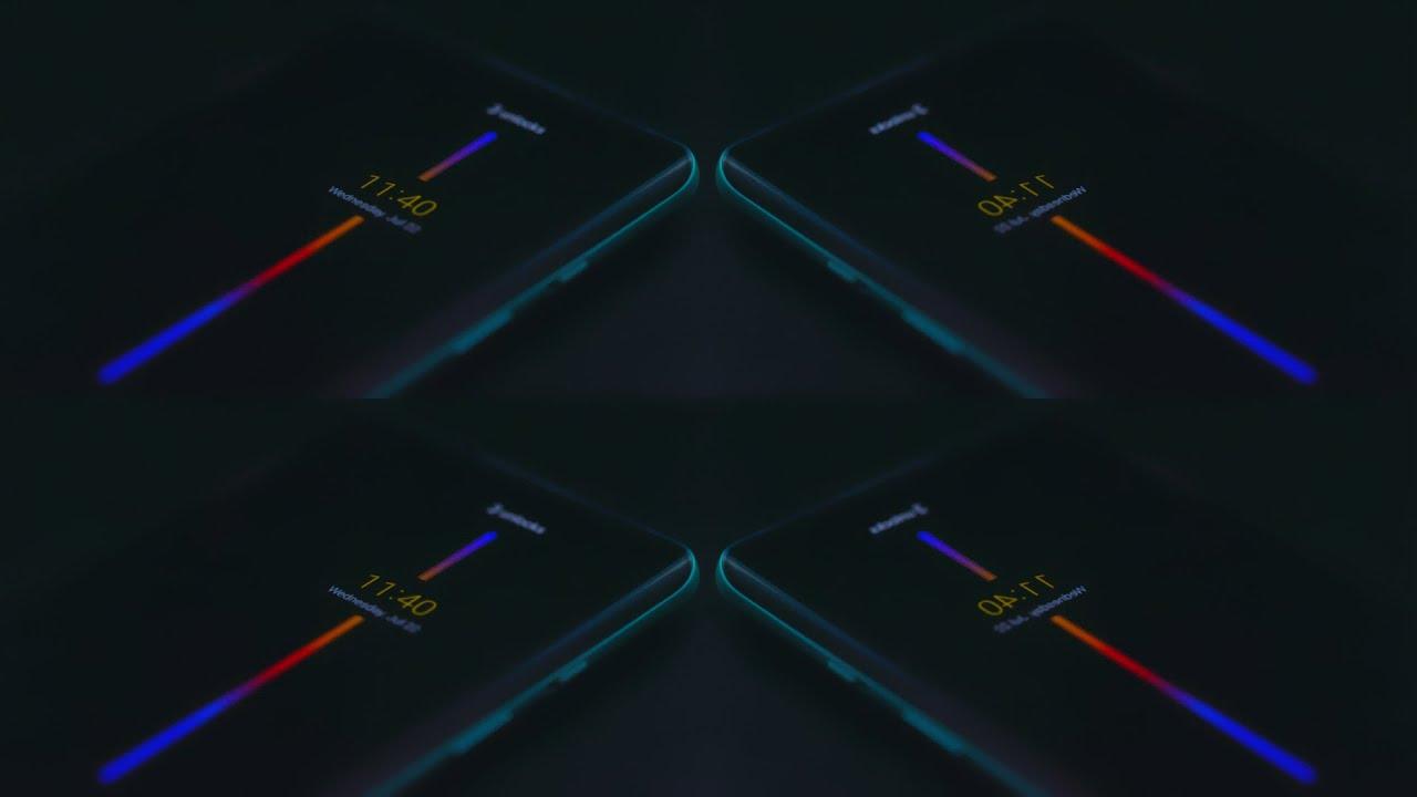 OnePlus x Parsons - Always on Display