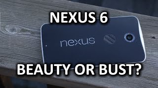 Nexus 6 by Motorola - The Google Phablet