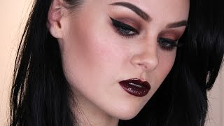 Rusted Rose | Makeup Tutorial Thumbnail