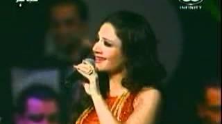 حبيبي و أدلع عليك ديانا حداد حفلة رأس السنة 2005 Diana Haddad