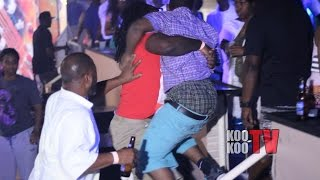 Crazy Brawl At Club Hush - Waycross, Ga. #GeorgiaDay2015 #G11 #KooKooTV