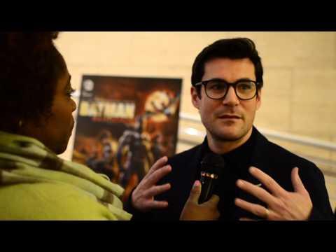 Geek Talk: 'Batman: Bad Blood' Red Carpet Cast/Team Interviews