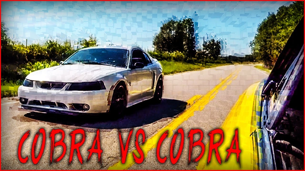 Terminator Cobra Vs