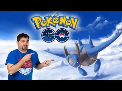 ¡COMO GANAR a LATIOS el NUEVO POKÉMON LEGENDARIO del EVENTO en Pokémon GO! [Keibron] thumbnail