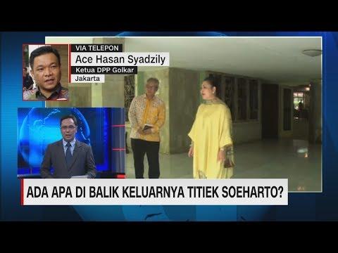 Keluar Golkar, Titiek Kritik Jokowi