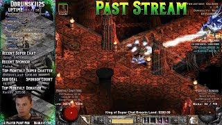 Diablo 2 - Pushing with Baal runs!!!!! 07/25/2018