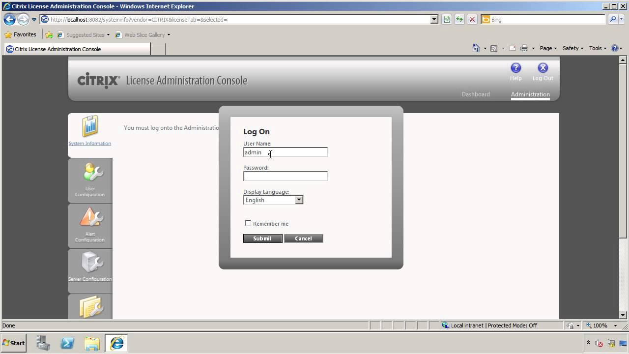 Citrix XenApp 6 5 – Grundlagen Tutorial: License Server installieren  |video2brain com