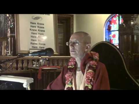 Lecture - Guruprasad Swami - SB 8.6.24-25