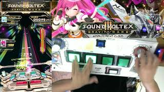 SDVX III EAC | Wish upon Twin Stars [GRV 18] [9939 S] by TBL Kitten