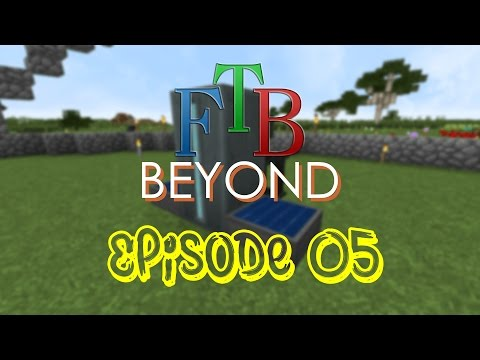 ftb-beyond-s01e05---solar-power-and-flux-networks---minecraft-1.10.2-modded-(creedcraft-smp)