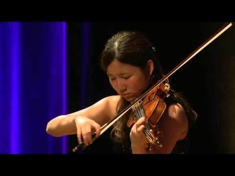 Ysaÿe: 6 Sonatas for Solo Violin op. 27 No. 3 Airi Suzuki