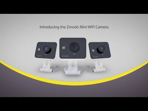 Zmodo's Mini WiFi Camera [Updated] - YouTube