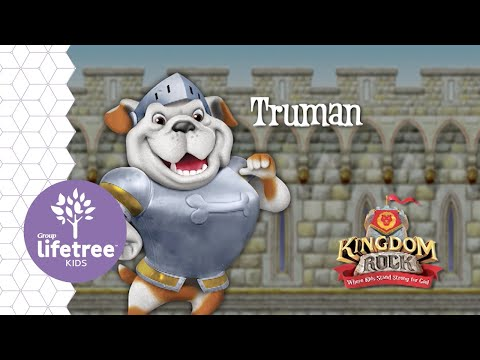 Truman the Dog | Buzzly's Buddies | Kingdom Rock VBS
