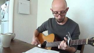 PJ Harvey- Desperate Kingdom of Love Cover by Gareth J Clayton