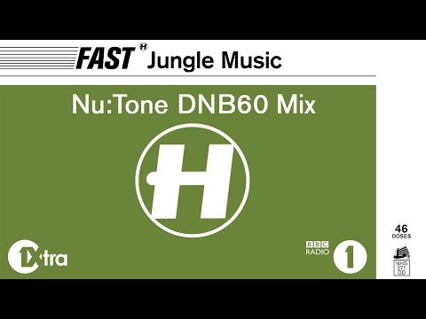 Nu:Tone - Fast Jungle Music DNB60 (BBC Radio 1Xtra Mix)