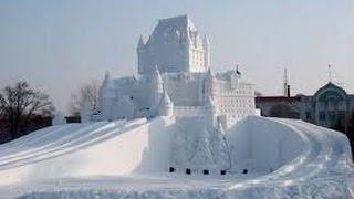 как построить снежный замок в майнкрафте(, 2016-12-23T19:16:55.000Z)