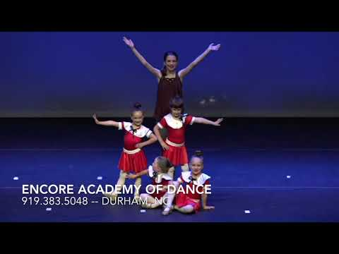 Encore Academy of Dance Promo Video