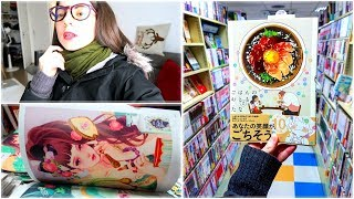 Junku Librairie Japonaise 🇯🇵【VLOGMAS】 05/12/2017