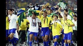 Воспоминание Бразилия - Германия Финал ЧМ - 2002 / ПРЯМАЯ ТРАНСЛЯЦИЯ