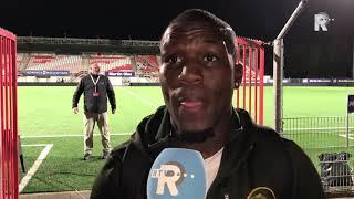 Drenthe: 'Het liefst had ik deze wedstrijd niet gevoetbald'