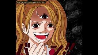 [One Piece] Cô Nàng 3 Mắt Pudding - Trái Ác Quỷ Mem Mem - Vua Hải Tặc Tập 814 815
