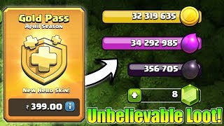 Clash Of Clans Gave Me Free 35M Plus Loot - i Can't Believe This😮